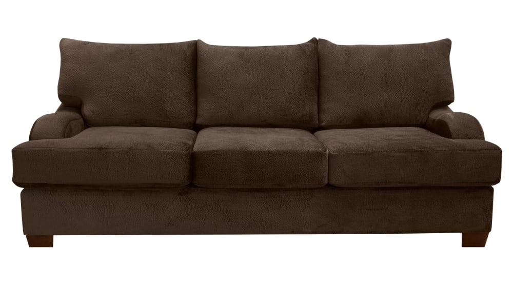 Champion Chocolate Queen Sleeper Sofa, , hi-res