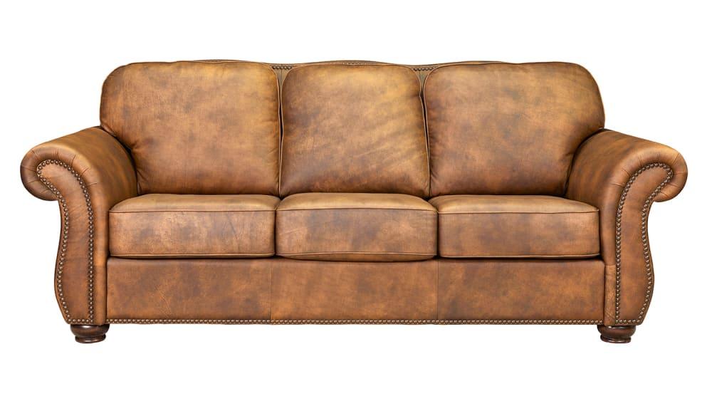 Silverado Soar Leather Sofa