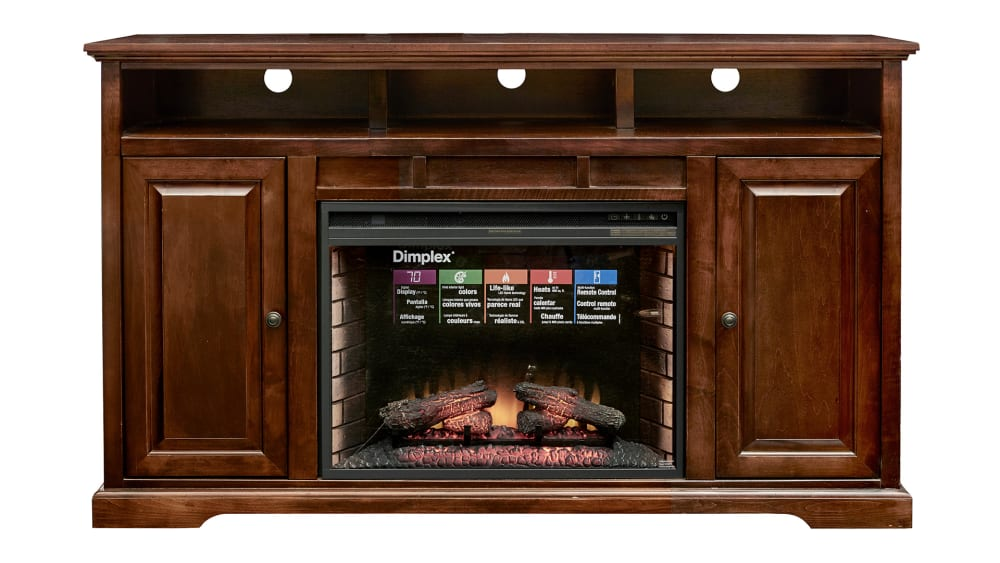 Greenway Console with Fireplace