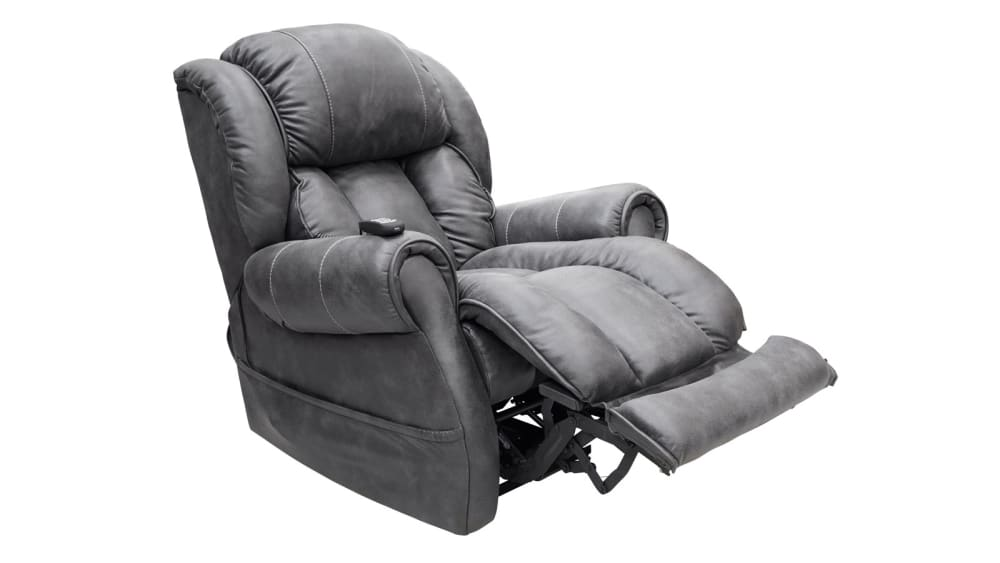 Ocean Slate #14 Power Recliner w/Pwr Headrest