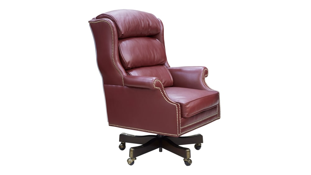 Class Leather St. Timothy Chair