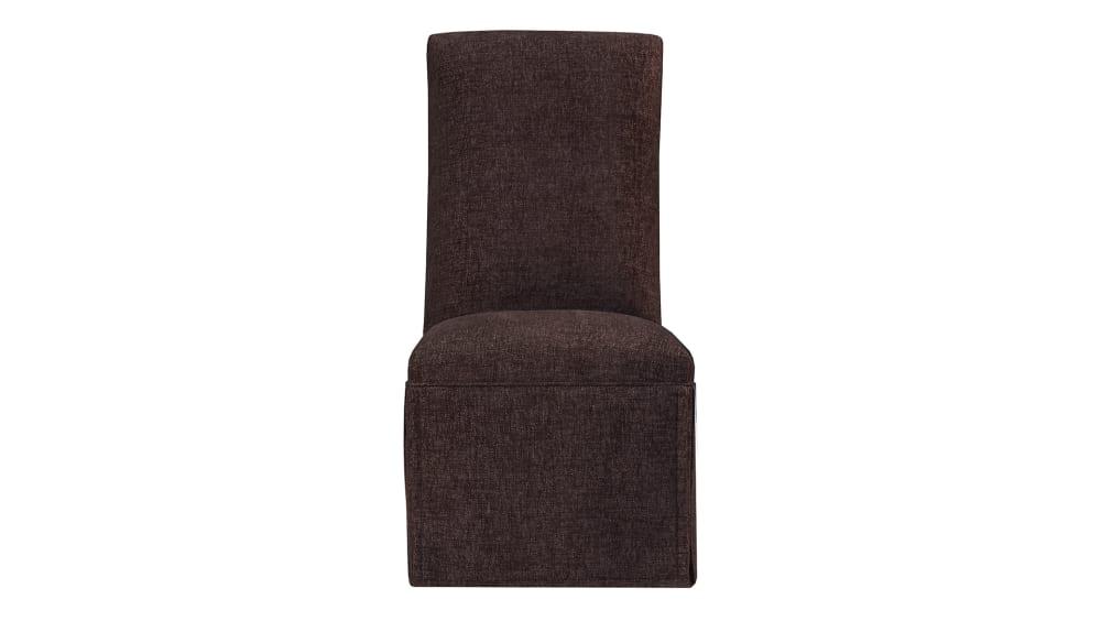 Hampton Bark Skirted Side Chair