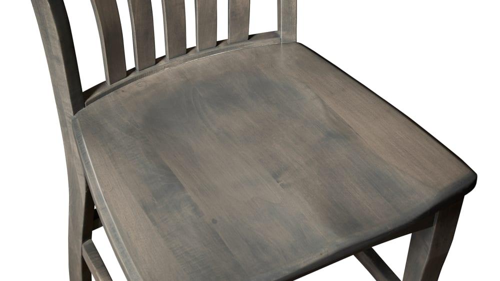 Richland Slate Side Barstool