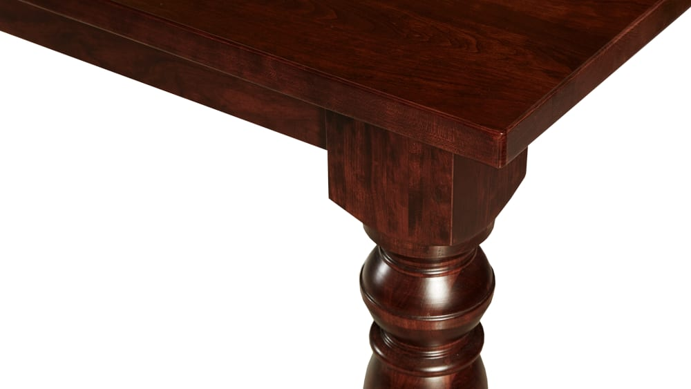 """New Haven 80"""" Dining Table"""