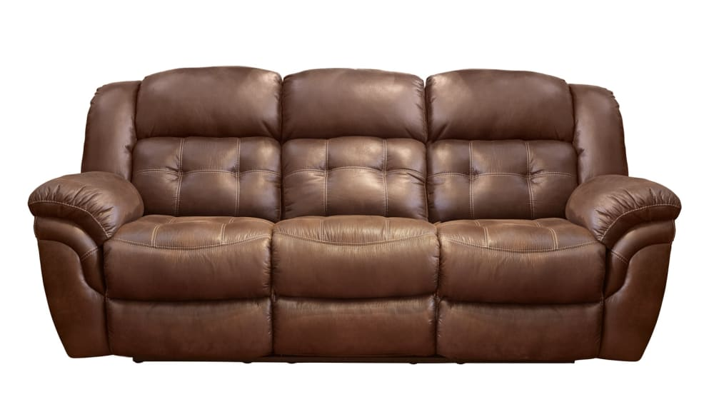 Marcelina Espresso Power Reclining Sofa