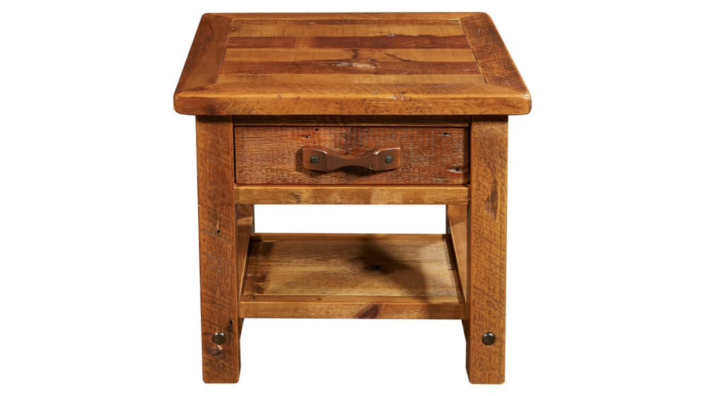Gallery Brown Side Table
