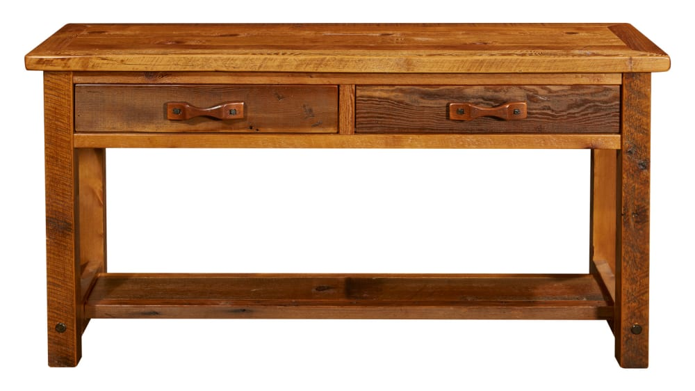 Gallery Brown Sofa Table