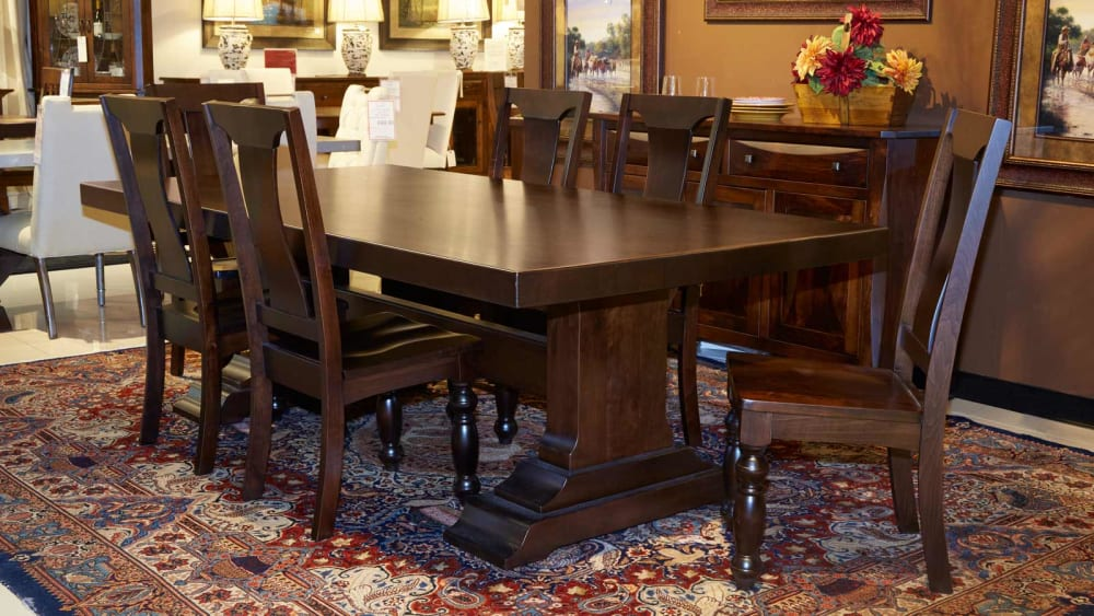Huntsville Table with Americana Chairs, , small