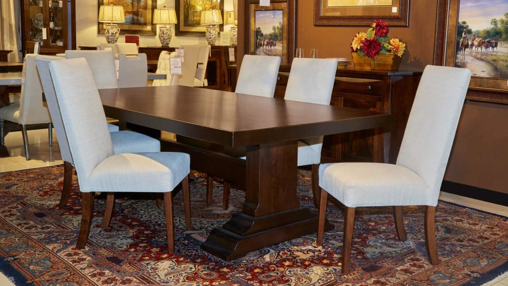 Huntsville Table with Victoria Chairs, , large