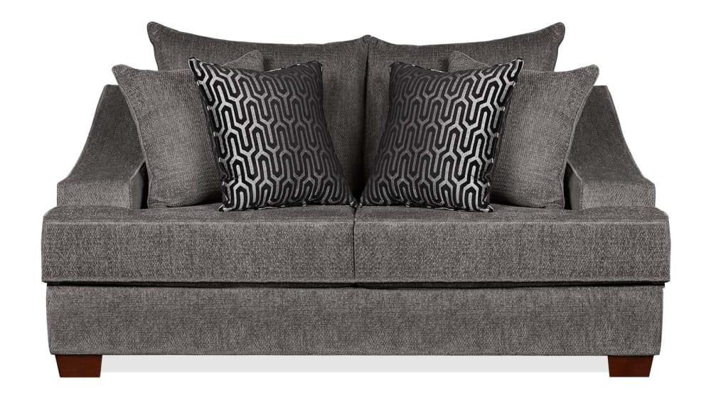 Kyle Charcoal Living Room Collection, , small