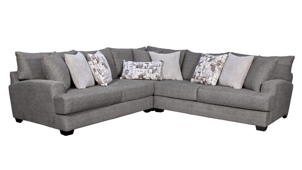 Reed Charcoal Sectional