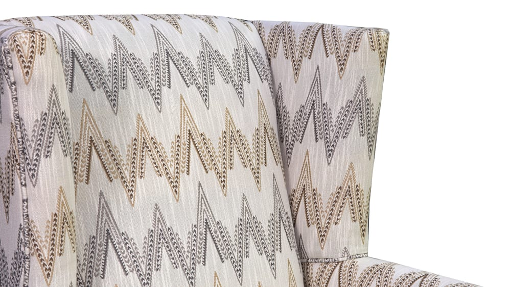 Smyle Flax Accent Chair