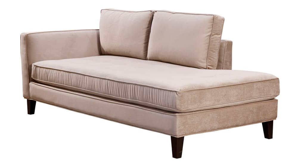 Calista Putty Chaise