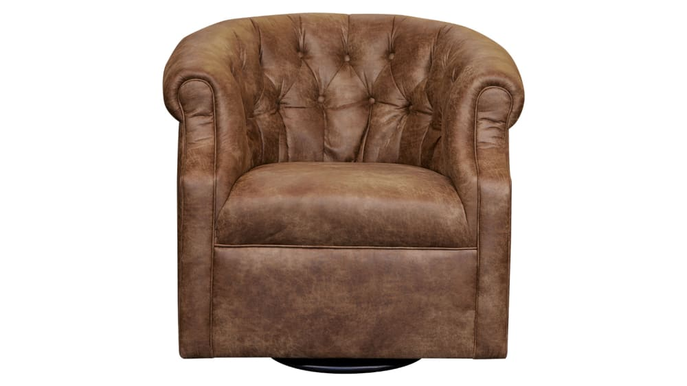 Palance Pueblo Swivel Chair