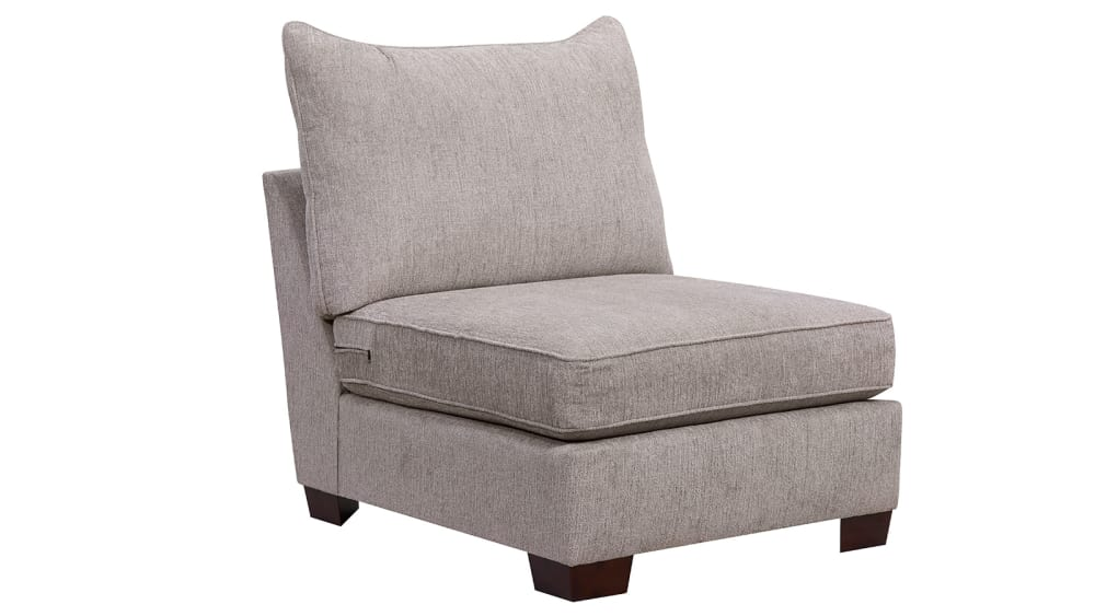 Atlantis Putty Armless Chair