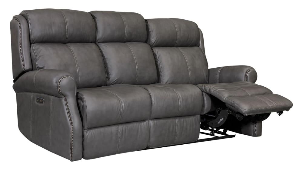 Mcgwire Slate Power Sofa