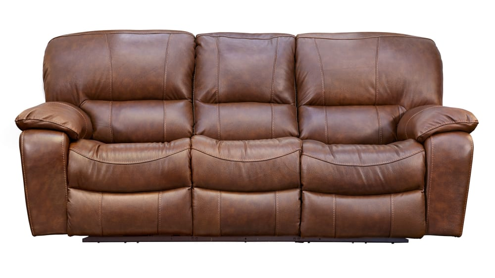 Trinity Leather Power Motion Sofa, , hi-res
