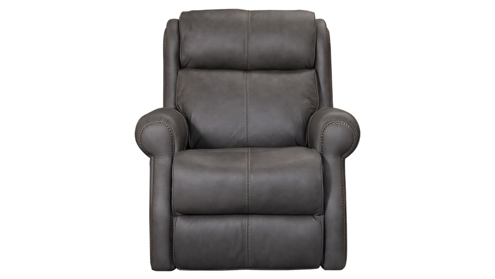 Mcgwire Slate Power Recliner