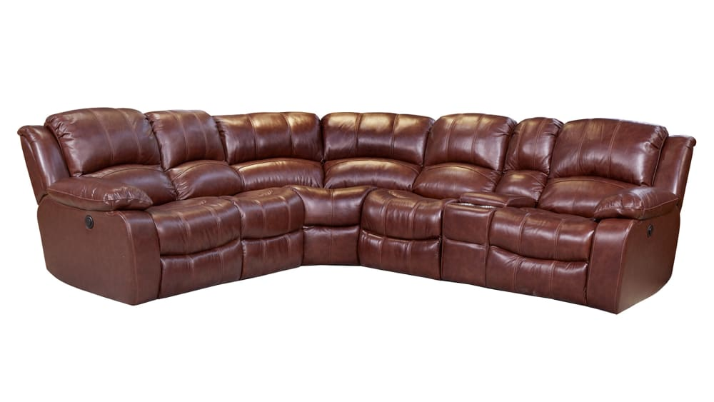 Easy Power Reclining Sectional