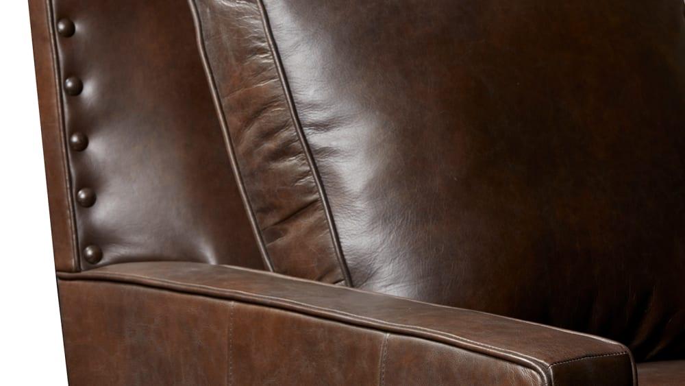 Cantor Leather Sofa