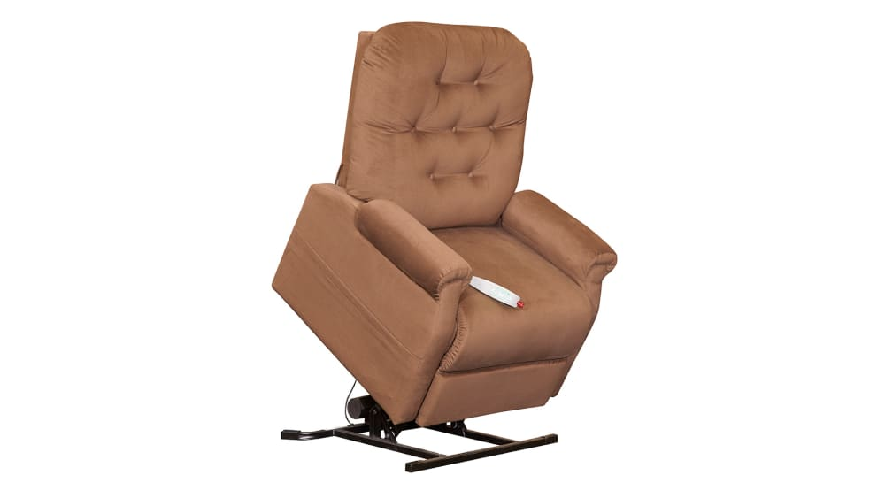 Chocolate Button Lift Chair