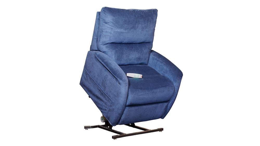 Lapis Blue Lift Chair