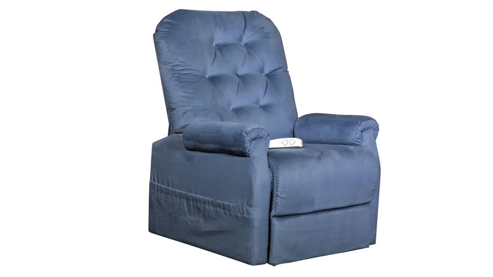 Navy Pass Lift Chair