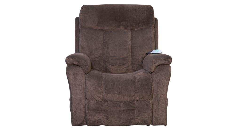 Chocolate Domain Power Lift Chair