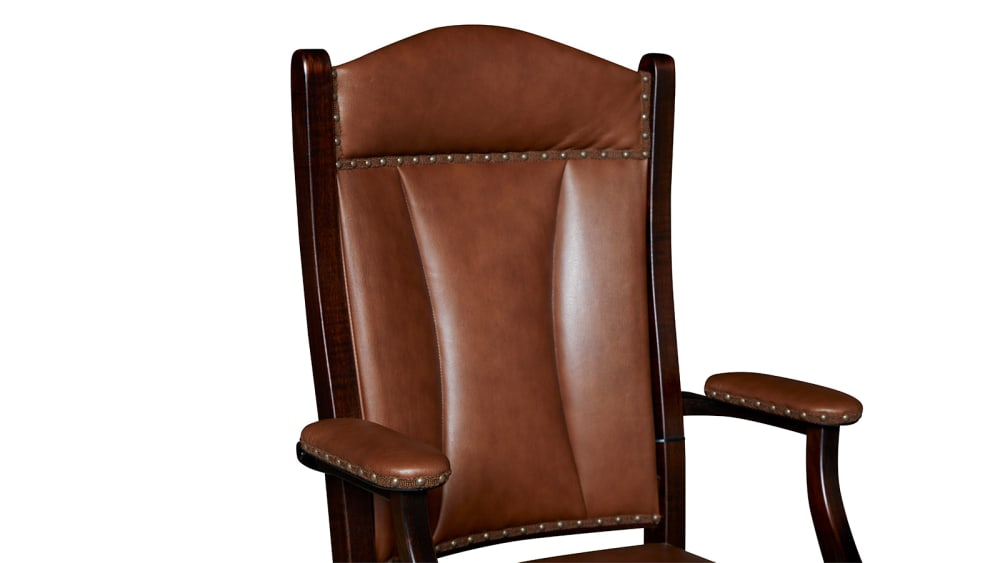 London Leather Office Chair