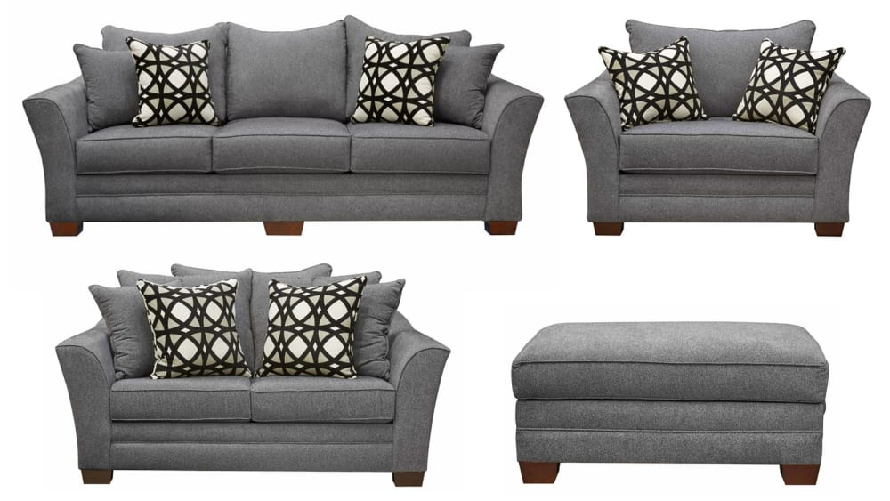 Milky Way Mint Living Room Collection