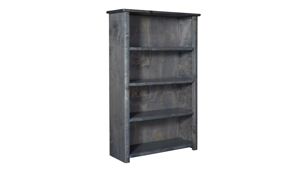 Turkey Creek Rustic Gray Bookcase, , hi-res