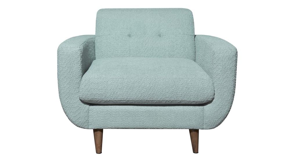 Bryce Mint Arm Chair