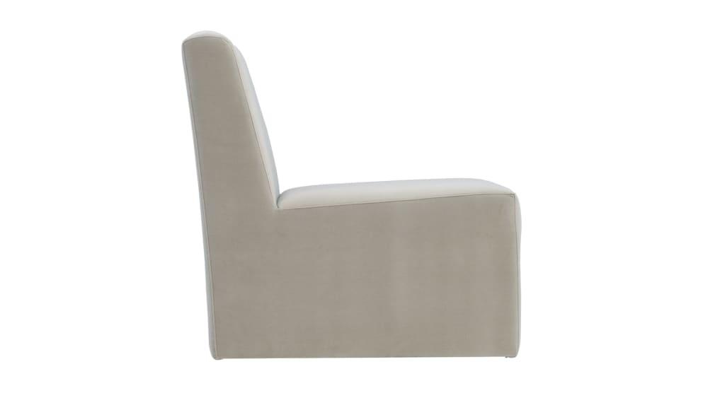Park Armless Swivel Chair