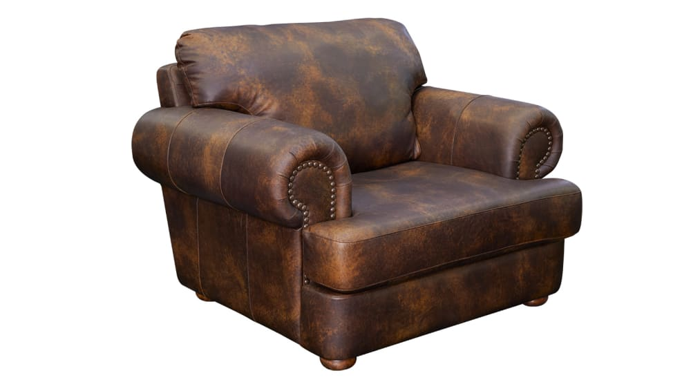 Titan Leather Chair, , hi-res