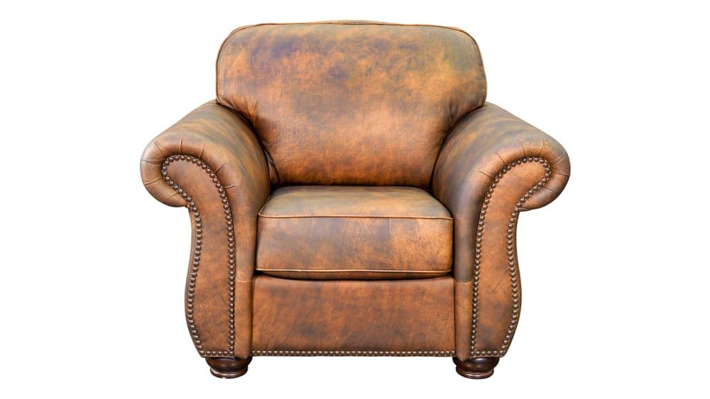 Silverado Soar Leather Chair
