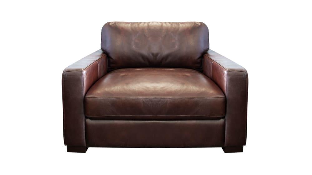 Import Randall Brown Chair, , hi-res