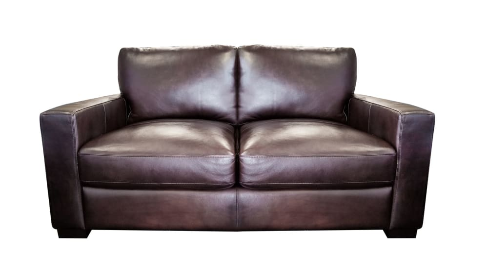 Import Randall Brown Loveseat, , hi-res