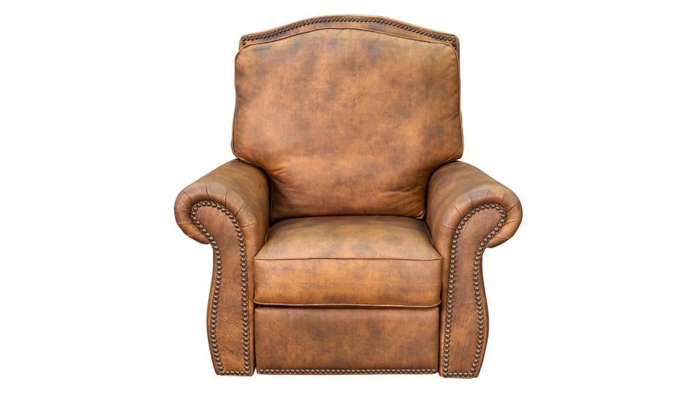 Silverado Soar Leather Recliner