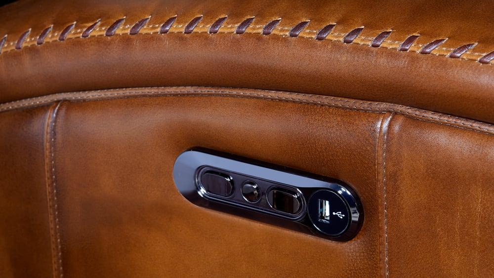 Mustang Saddle Power Recliner