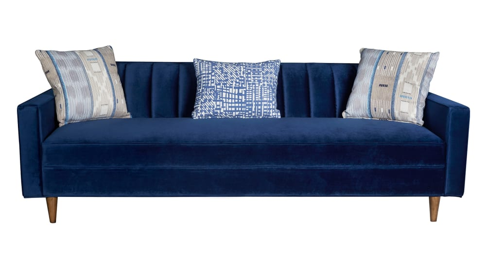 Jace Royal Blue Sofa