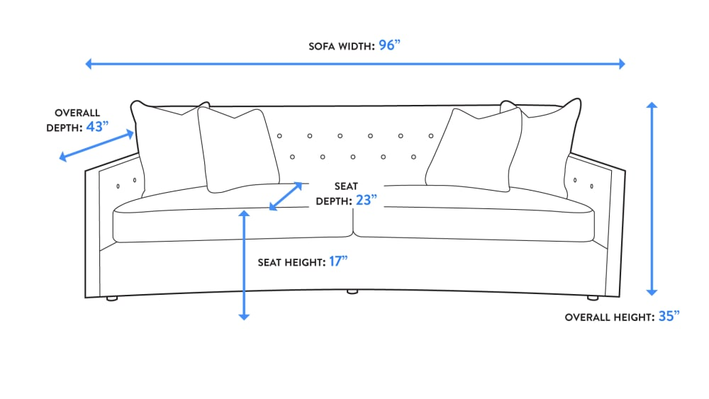 Candace Oatmeal Sofa