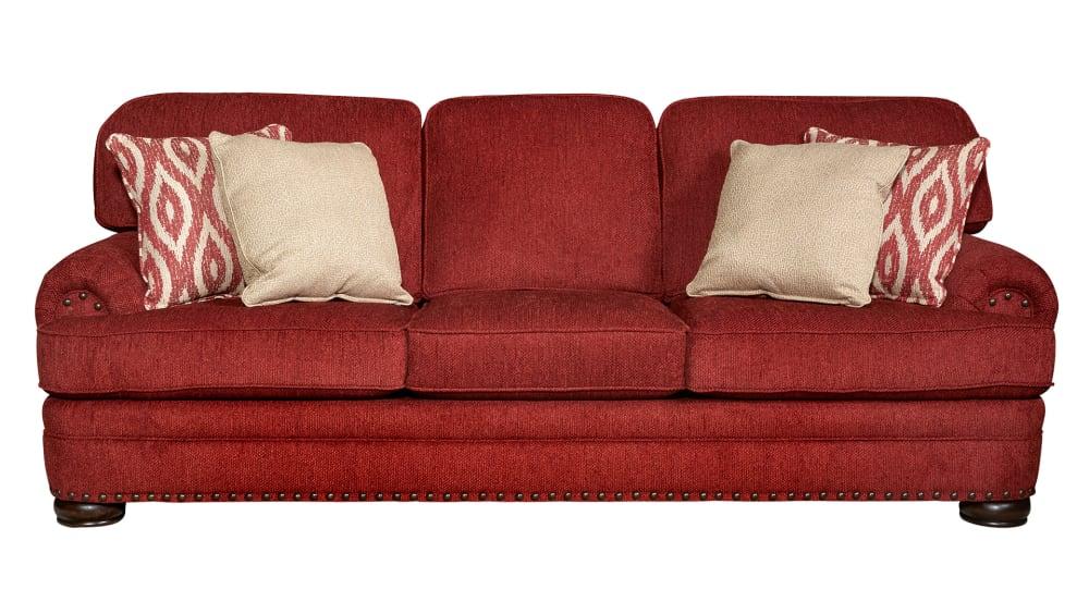 Degorgeous Crimson Sofa, , hi-res