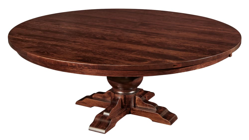 "Abilene 60"" Rustic Cherry Dining Table"