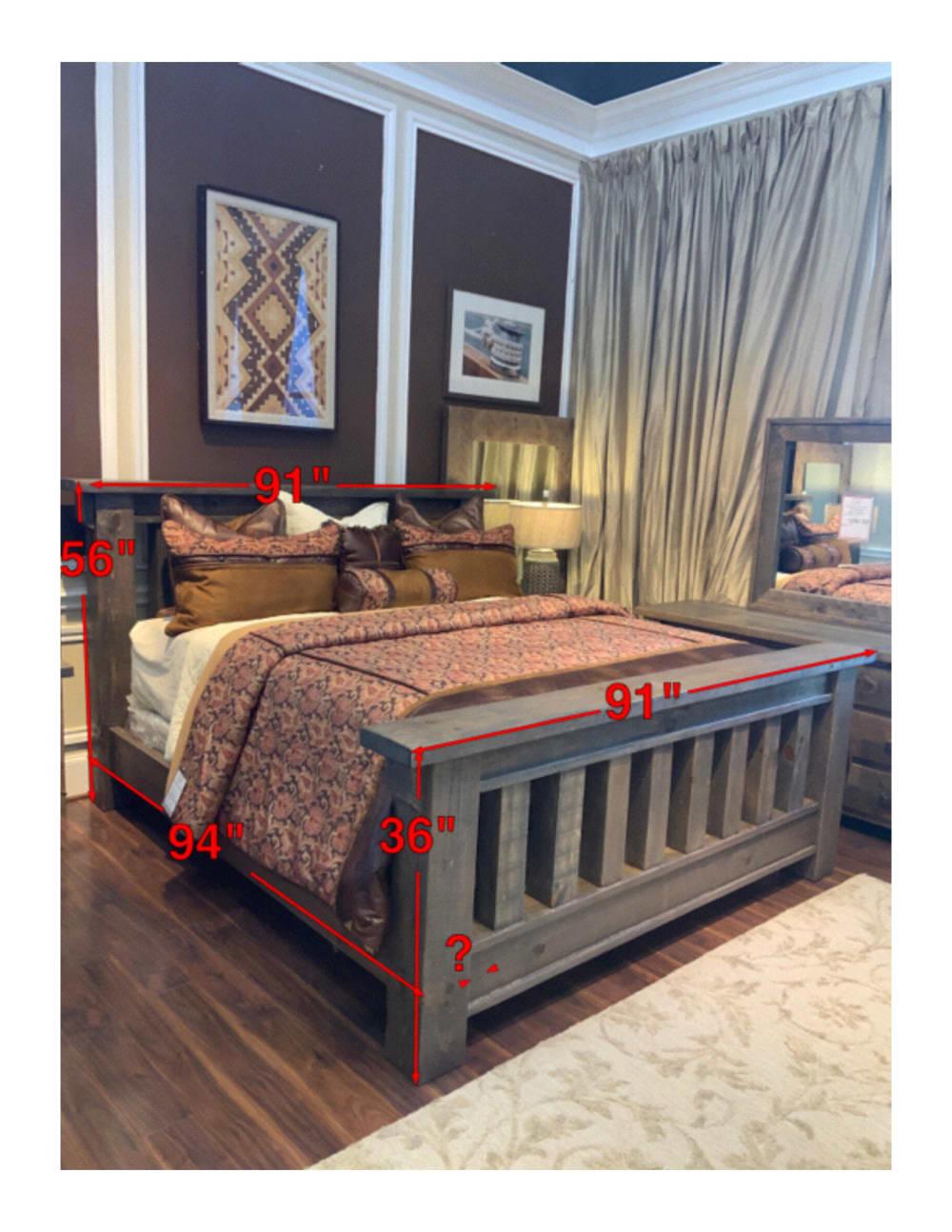 Uvalde King Bed
