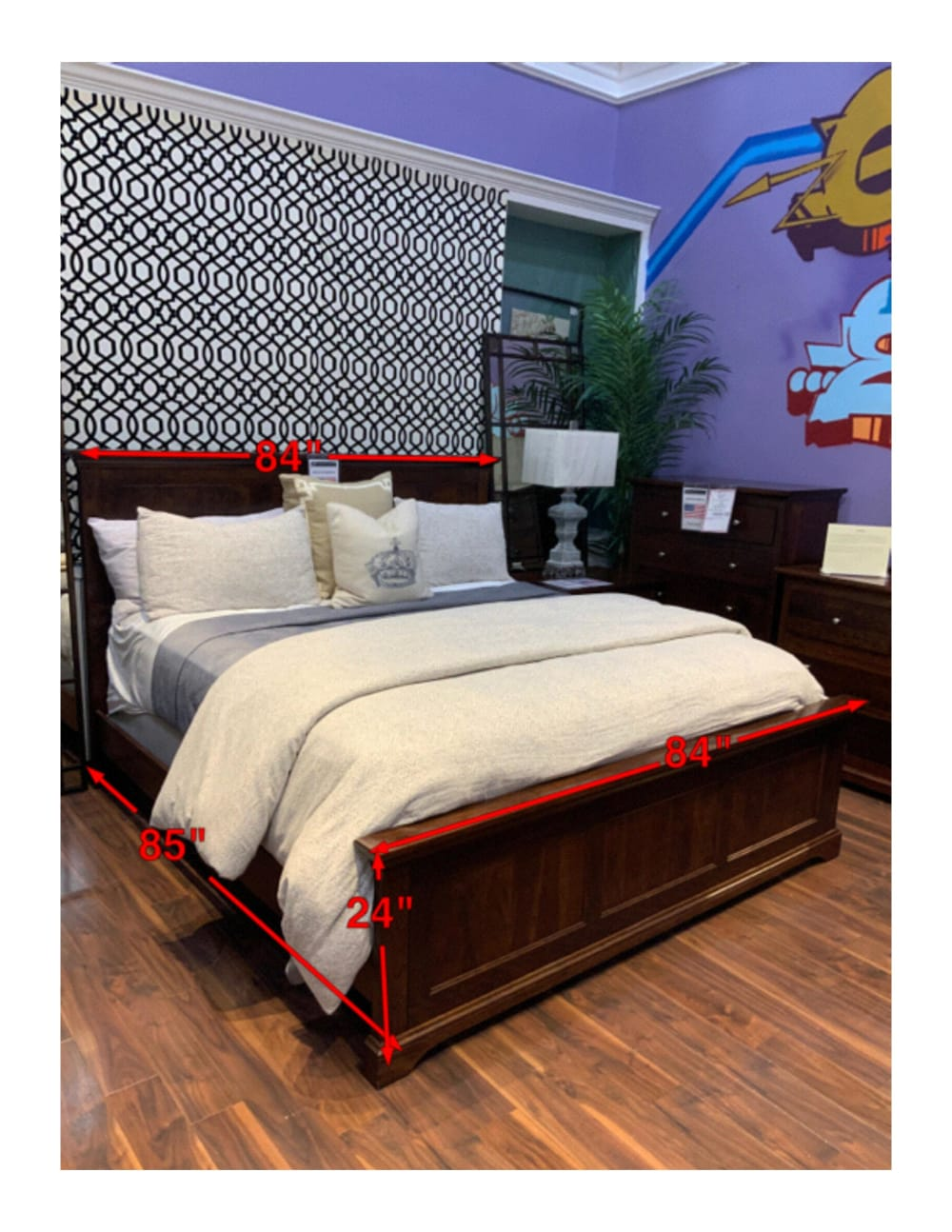 Gladewater King Bed