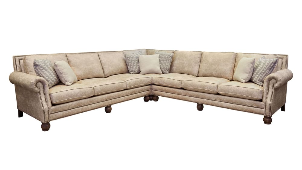 Palance Marble Sectional