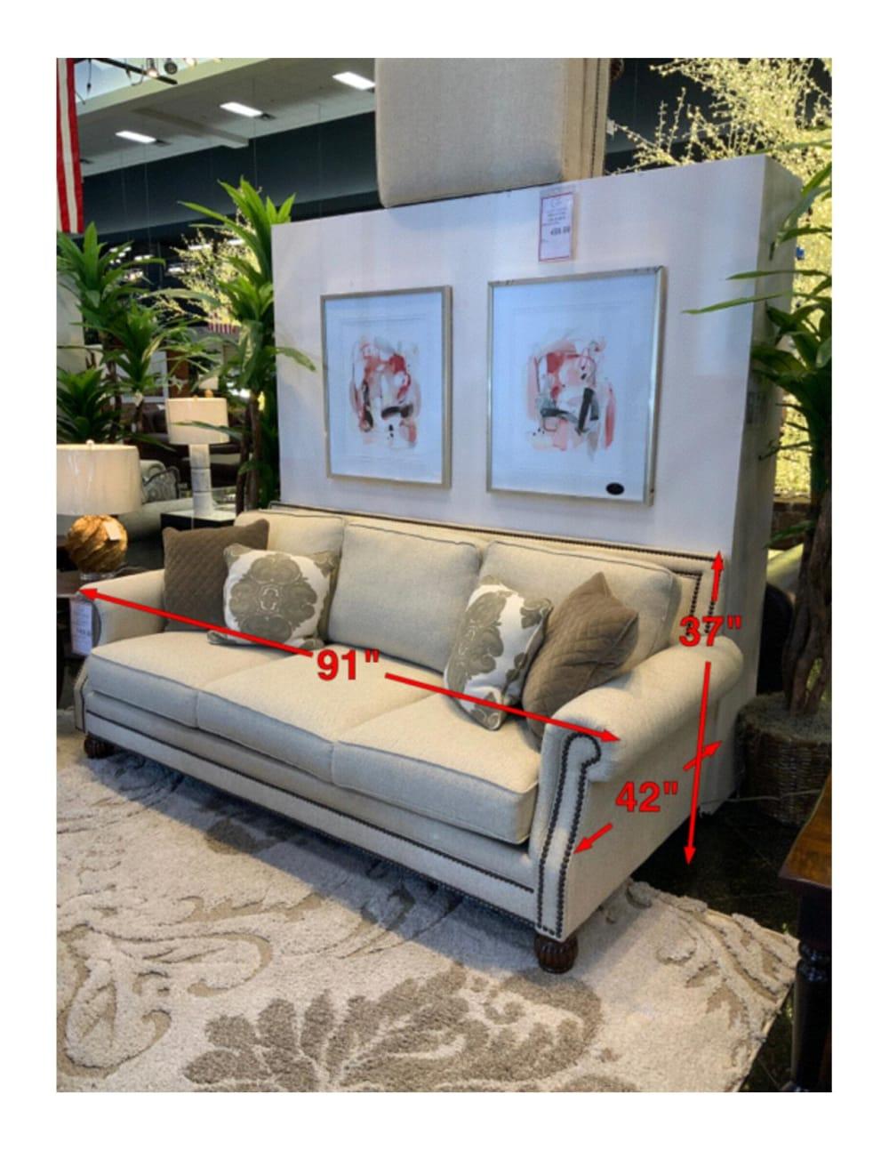 Runaround Sofa