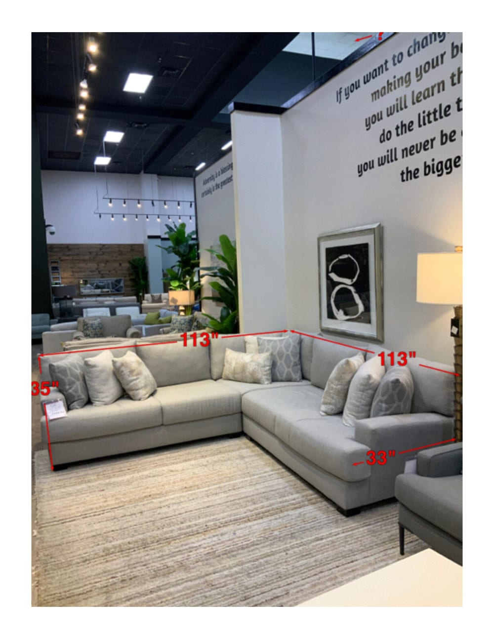 Catalina Right Side Powered Reclining Sectional