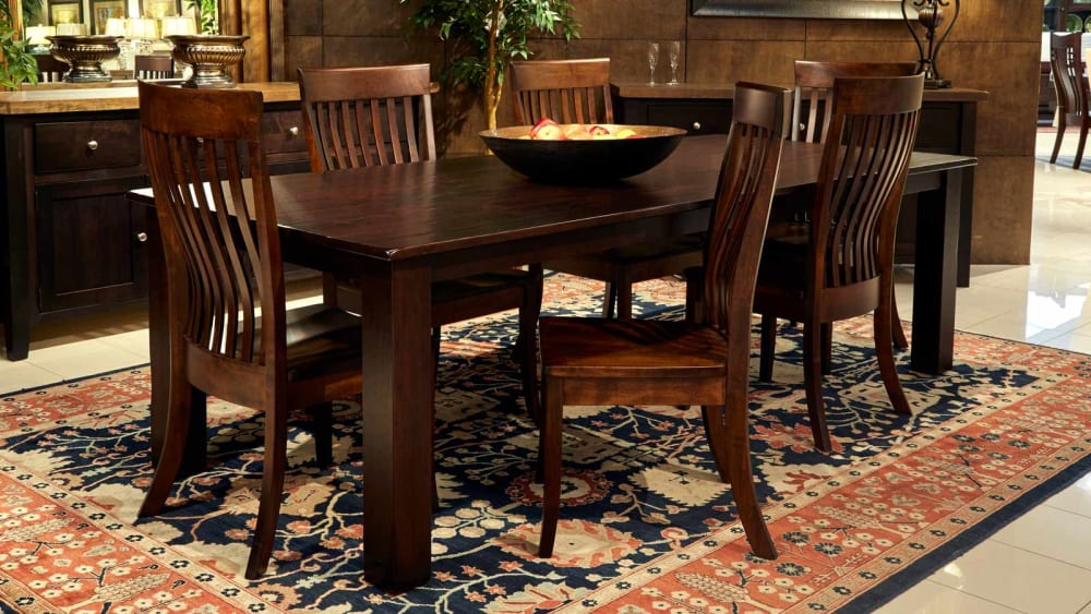 """Refugio 98"""" Table with Baytown Chair, , small"""