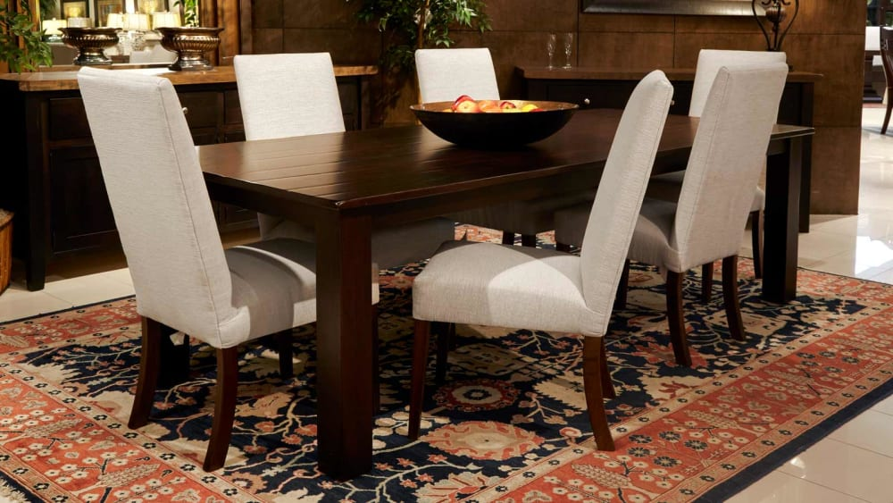 """Refugio 98"""" Table with Victoria Chairs, , small"""